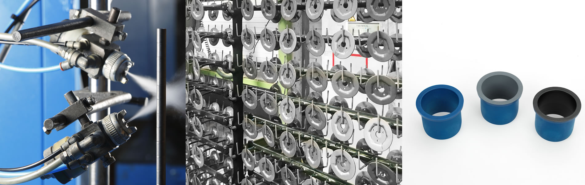 Cortugroup está especializado en realizar tratamientos superficiales para piezas de metal del sector de automoción